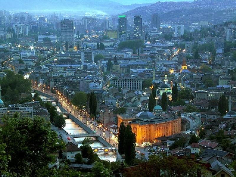 Bosna Hersek Avrupa Birliği üyeliğine kabul edildi. | Saraybosna