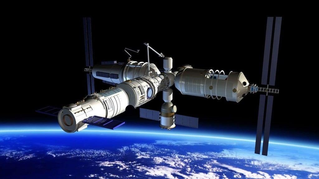 Çin uzay istasyonu dünyaya çarpacak! | Çin'in ilk uzay istasyonu 8,5 tonluk Tiangong-1