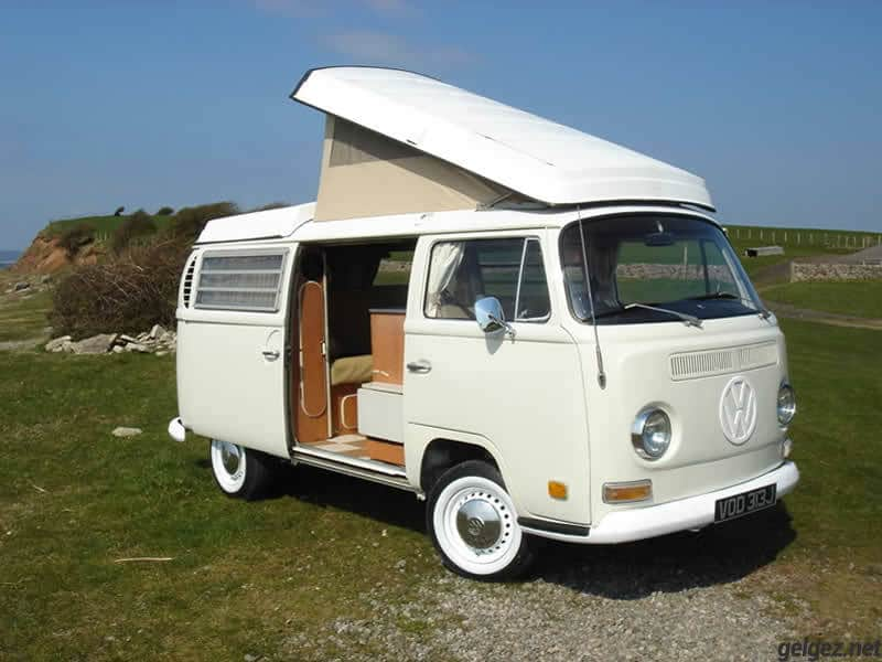 Efsane Volkswagen minibüs geri geliyor!