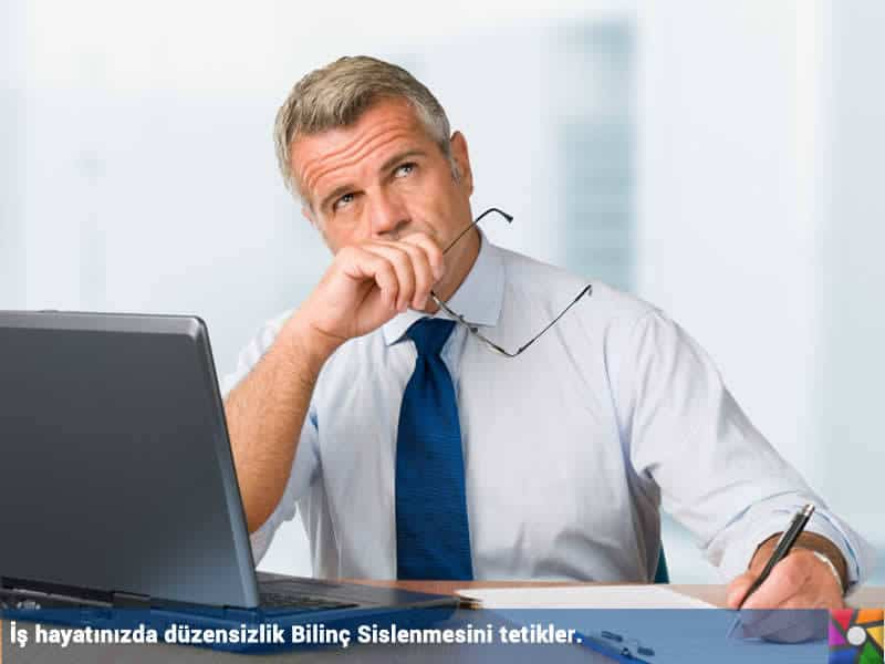 Bilinç sislenmesi yada bilinç bulanıklığının ana sebebi stresstir.