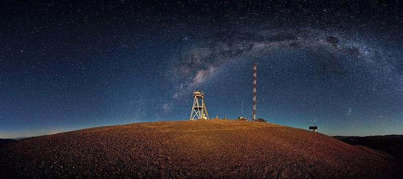 Avrupa'da ki en yüksek çözünürlüklü teleskop