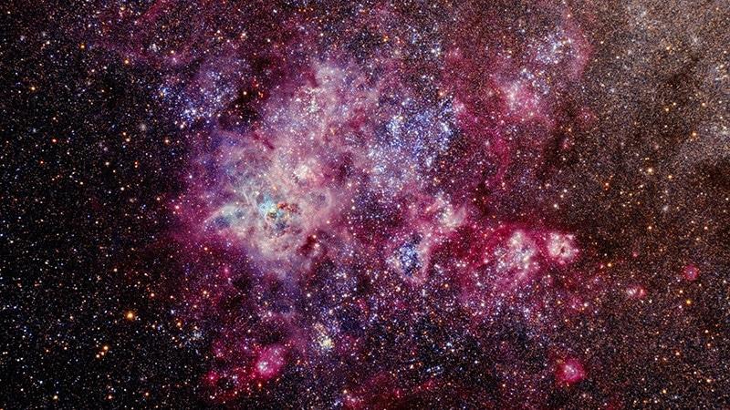 Evrende Gözlemlenebilir 2 Trilyon Galaksi
