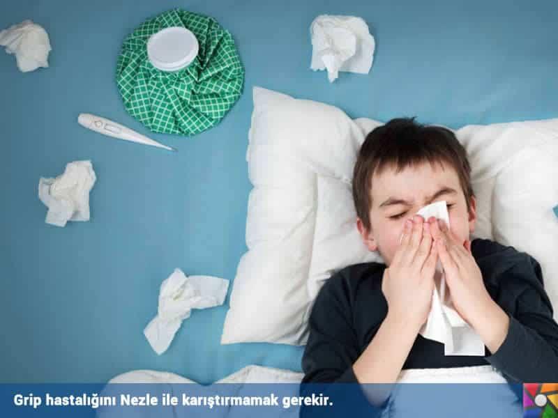 Grip, nezle yada soğuk algınlığı gibi tanımlanmamalı