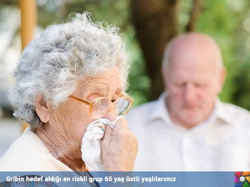 Grip insanı öldürür mü? | 65 yaş üstü çok riskli