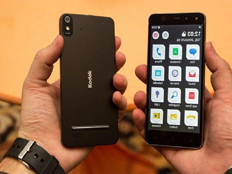 Kodak yeni akıllı telefon çıkaracağını açıkladı!