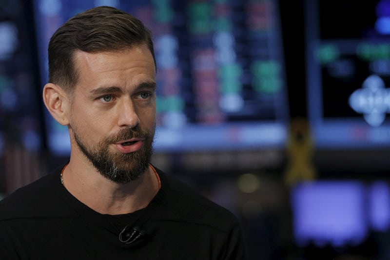 Twitter'ın kurucusu ve CEO'su Jack Dorsey